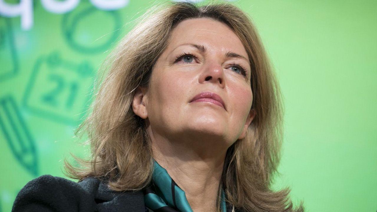 Marie-Anne Barbat-Layani, directrice générale de la Federation Bancaire Française (FBF), rejoint le ministère de l'Economie et des Finances.
