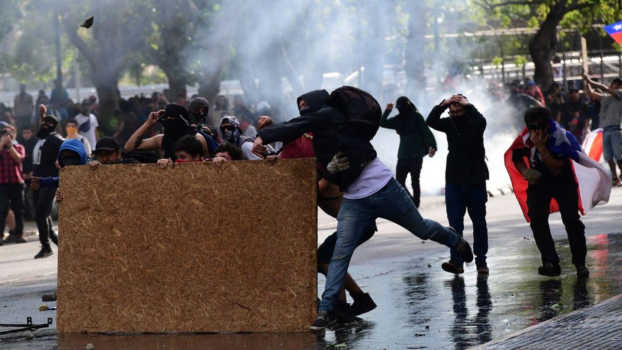 L'Amérique du Sud s'embrase contre l'austérité
