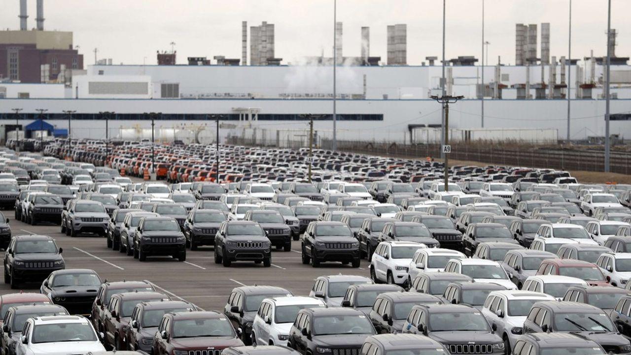 Fiat Chrysler a présenté un plan de développement aux Etats-Unis cette année et compte notamment ouvrir une nouvelle usine pour y produire ses Jeep.