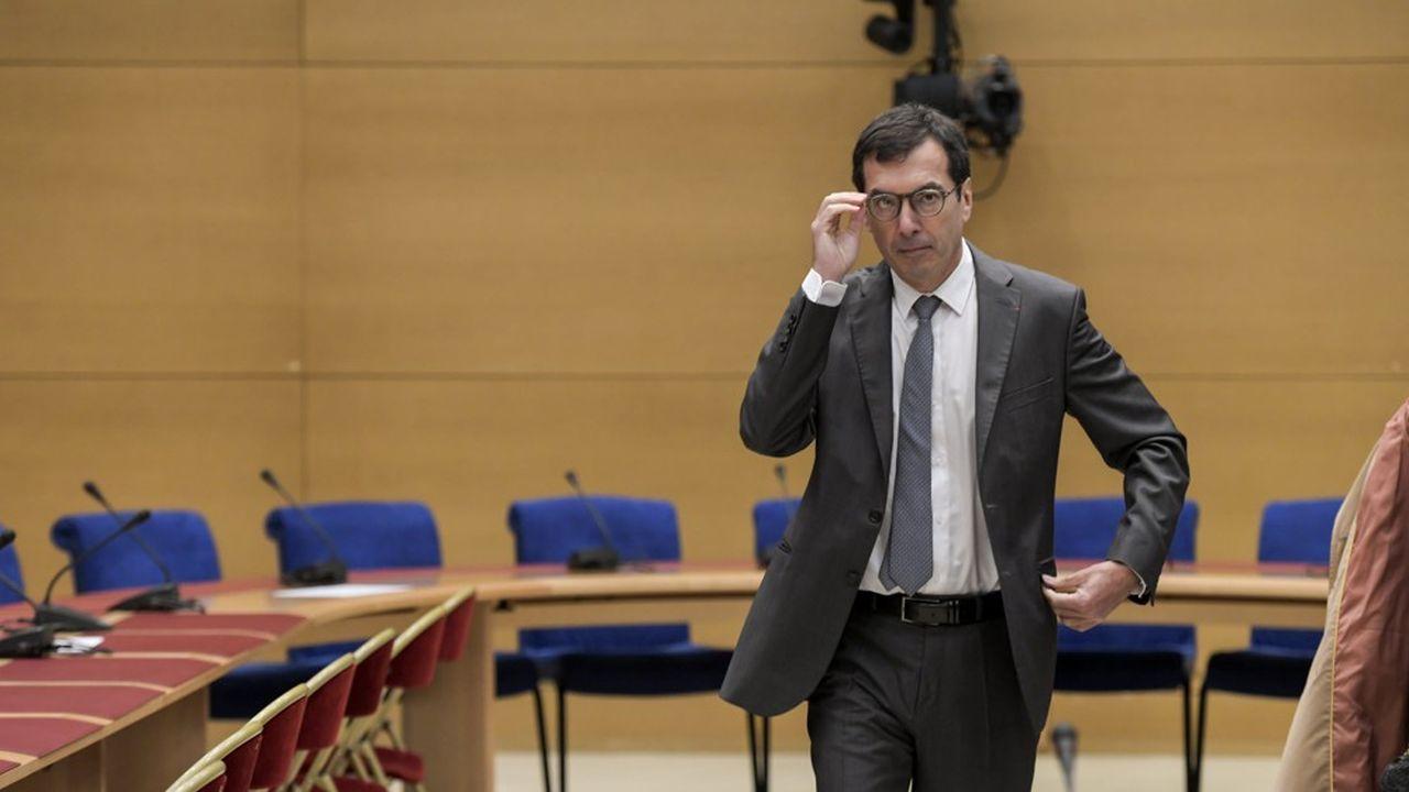 Jean-Pierre Farandou s'installe aux commandes de la SNCF