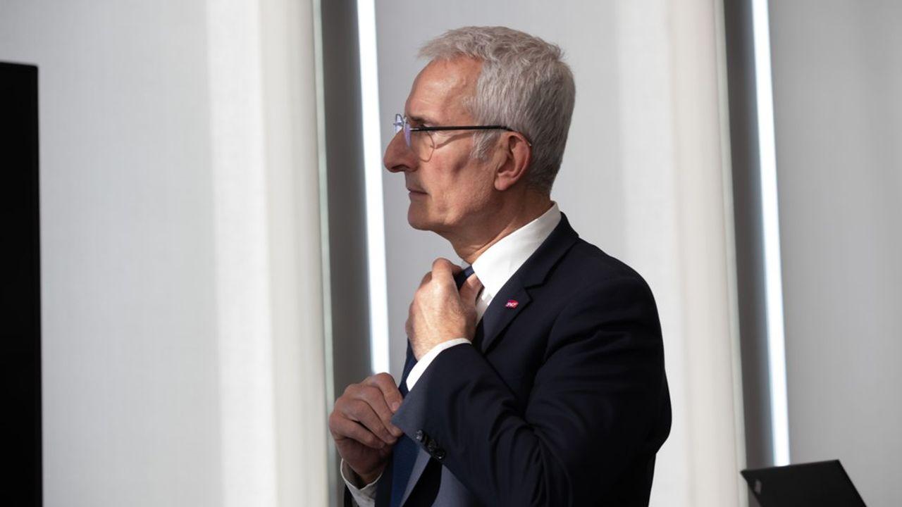 Jean-Pierre Farandou veut apaiser les tensions — SNCF