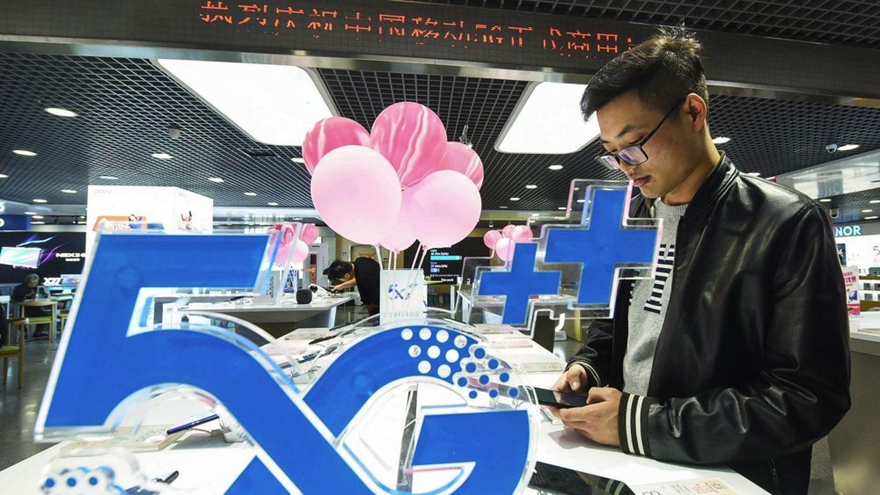 La Chine s'ouvre officiellement à la 5G