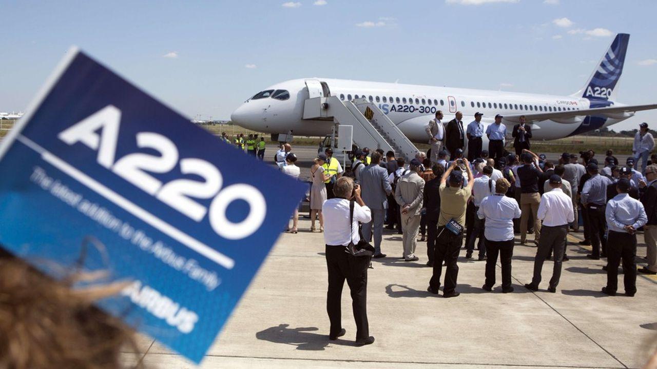 Bombardier Maroc change de main et reste sur le sol marocain