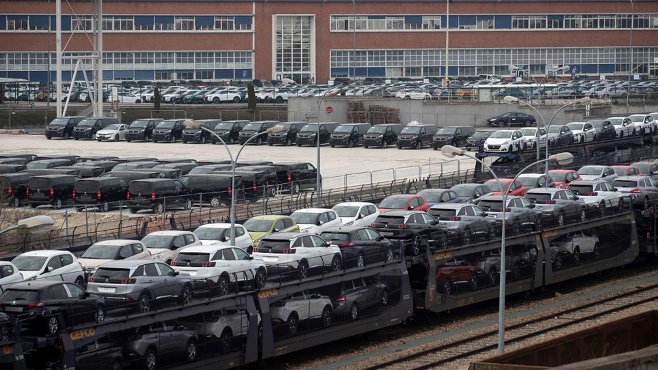 Quelque188.985 voitures particulières neuves ont été immatriculées le mois dernier, selon les données publiées ce vendredi par le Comité français des constructeurs français.