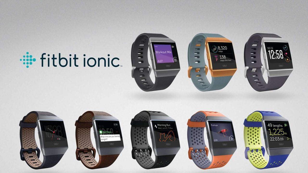 Les bracelets Fitbit sont omniprésents aux Etats-Unis.