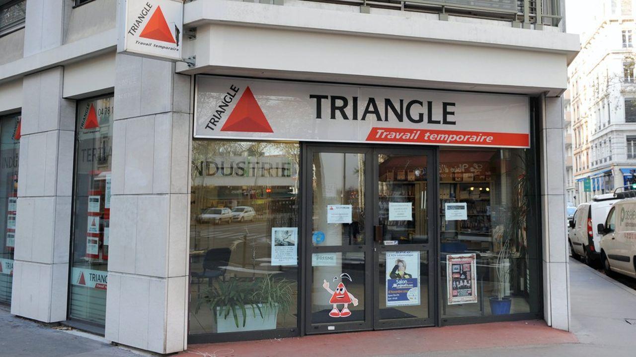 Le groupe Triangle est à la tête d'un réseau de 170 agences en Europe.