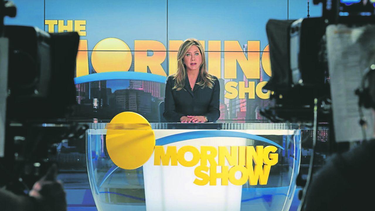 La société mise notamment sur «The Morning Show», une série où Jennifer Aniston, Reese Witherspoon et Steve Carrel incarnent des présentateurs de matinales à la télévision se livrant des batailles de pouvoir à l'ère de #MeToo.