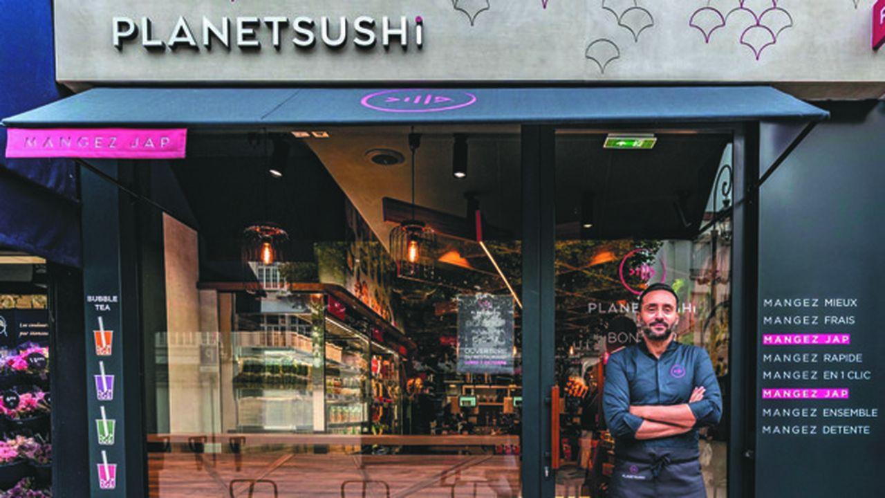 Les résultats de Planet Sushi «sont en deçà des attentes», indique son nouveau directeur général, Gilles Piquet-Pellorce, un ancien dirigeant de Biocoop