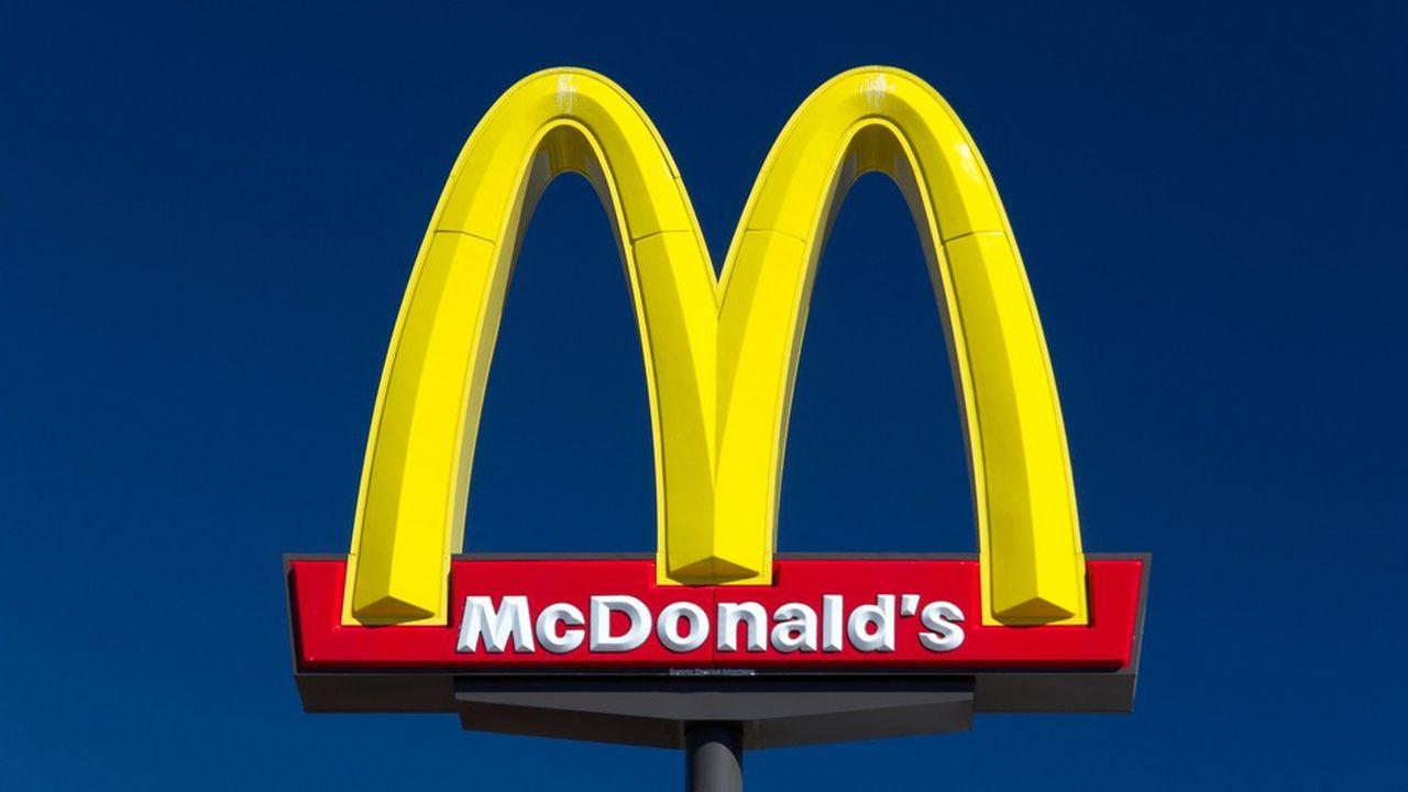 Le PDG de McDonald's viré après une liaison
