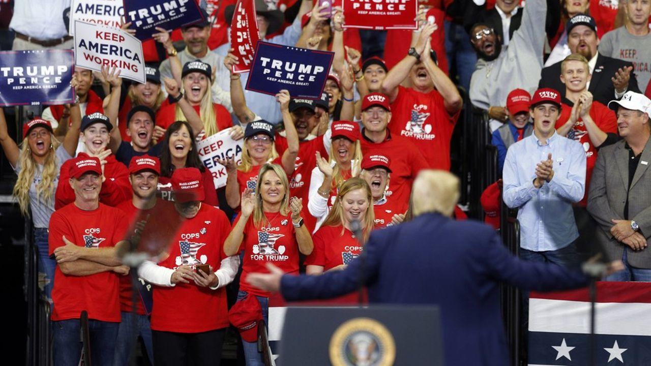 Le président américain a fait du Minnesota l'un de ses principaux objectifs dans sa course à la réélection, l'an prochain.
