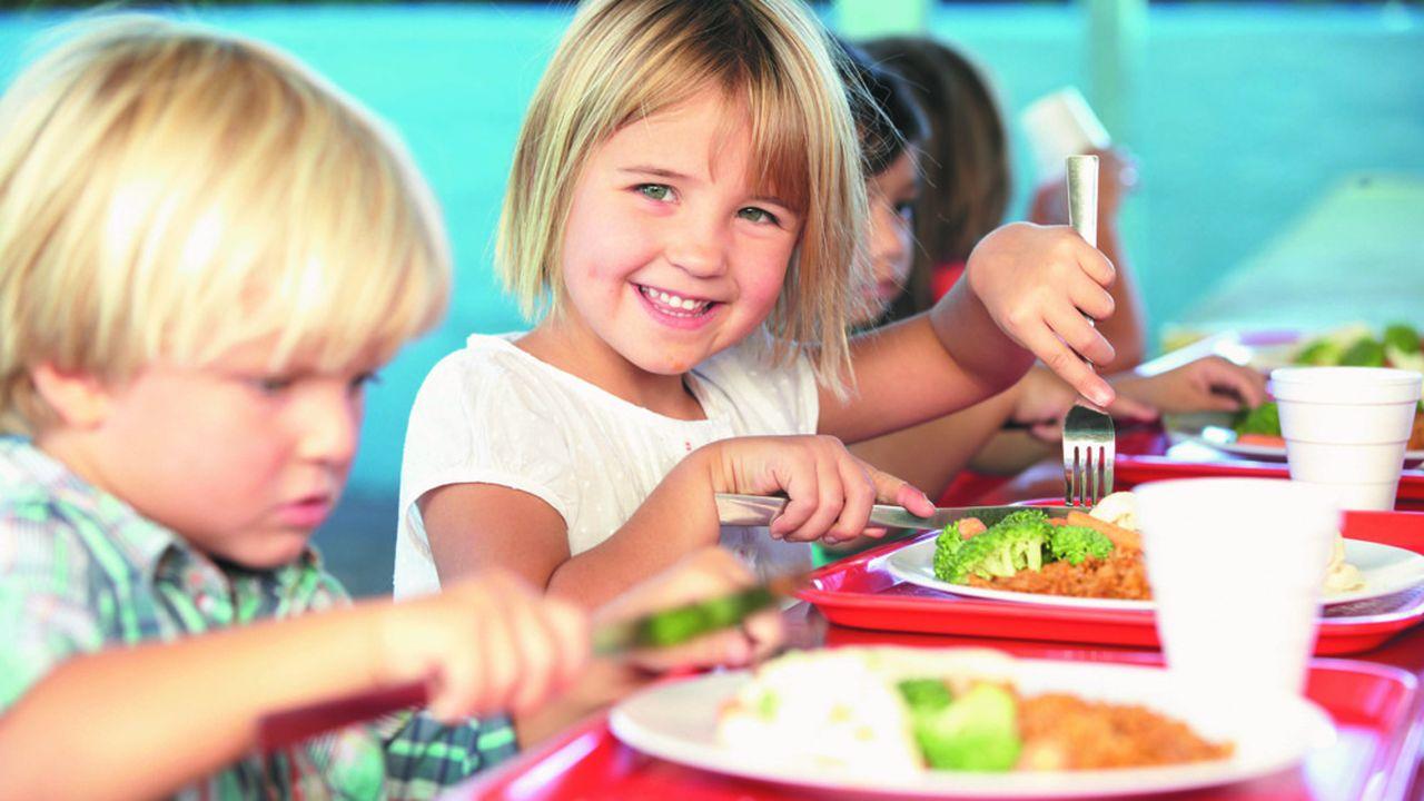 Les opérateurs doivent désormais proposer un repas végétarien par semaine dans les cantines scolaires.