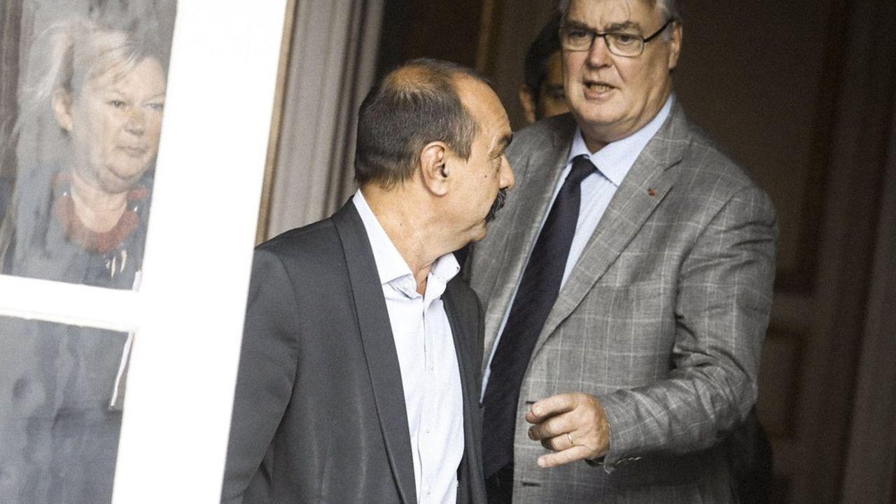 Jean Paul Delevoye, haut commissaire aux Retraites, s'emploie avec les autres membres du gouvernement à déminer les sujets les plus explosifs de la réforme des retraites à venir.
