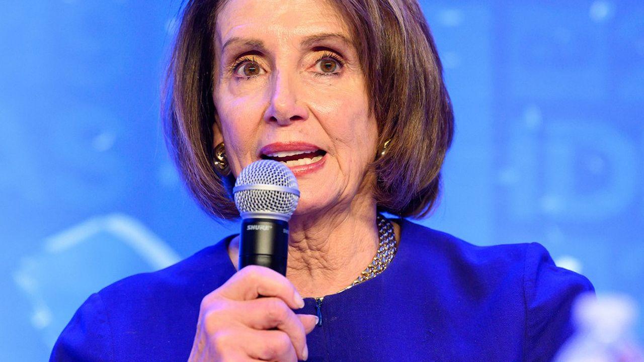 Nancy Pelosi, la présidente démocrate de la Chambre des représentants, a été victime d'une «shallow fake», une vidéo altérée donnant l'impression qu'elle bredouillait.