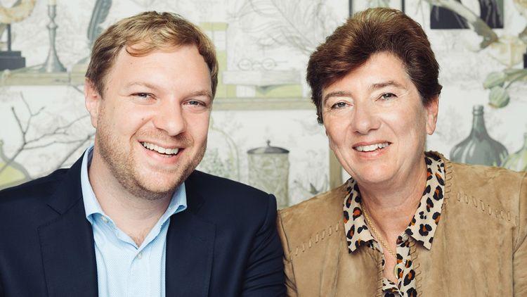 Axel de Nicolaï est devenu en 2014 le directeur général de l'entreprise cofondée il y a trente ans par sa mère, le nez Patricia de Nicolaï.
