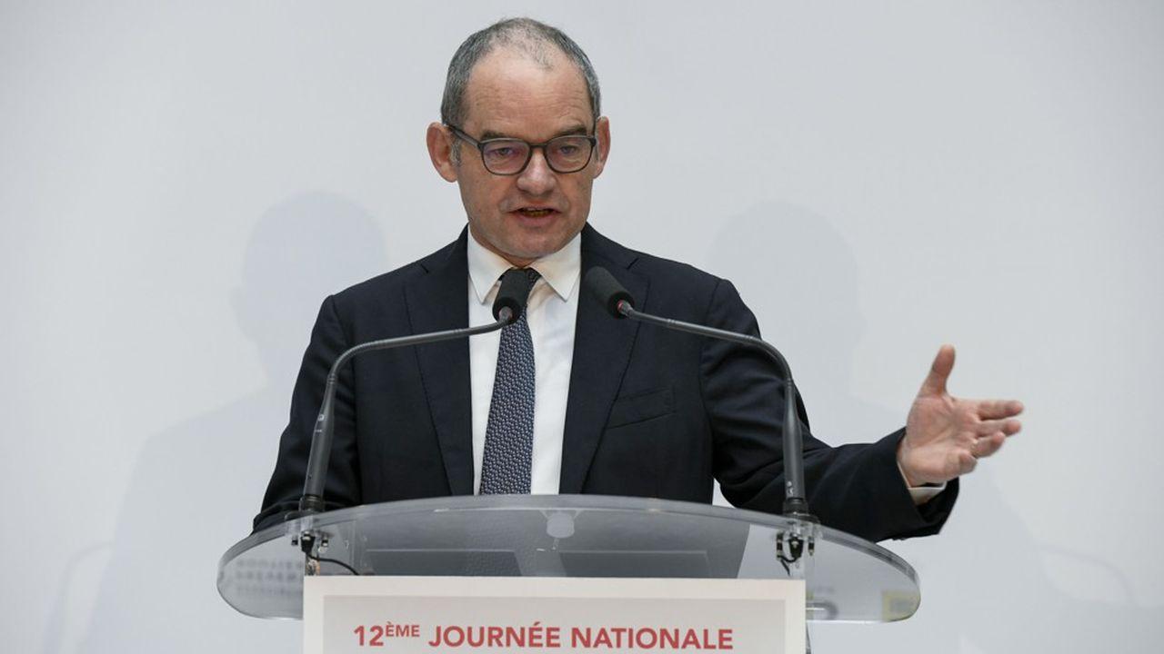 Patrick Jeantet, PDG de SNCF Réseau, va faire son retour chez Keolis où il a déjà travailléneuf ans