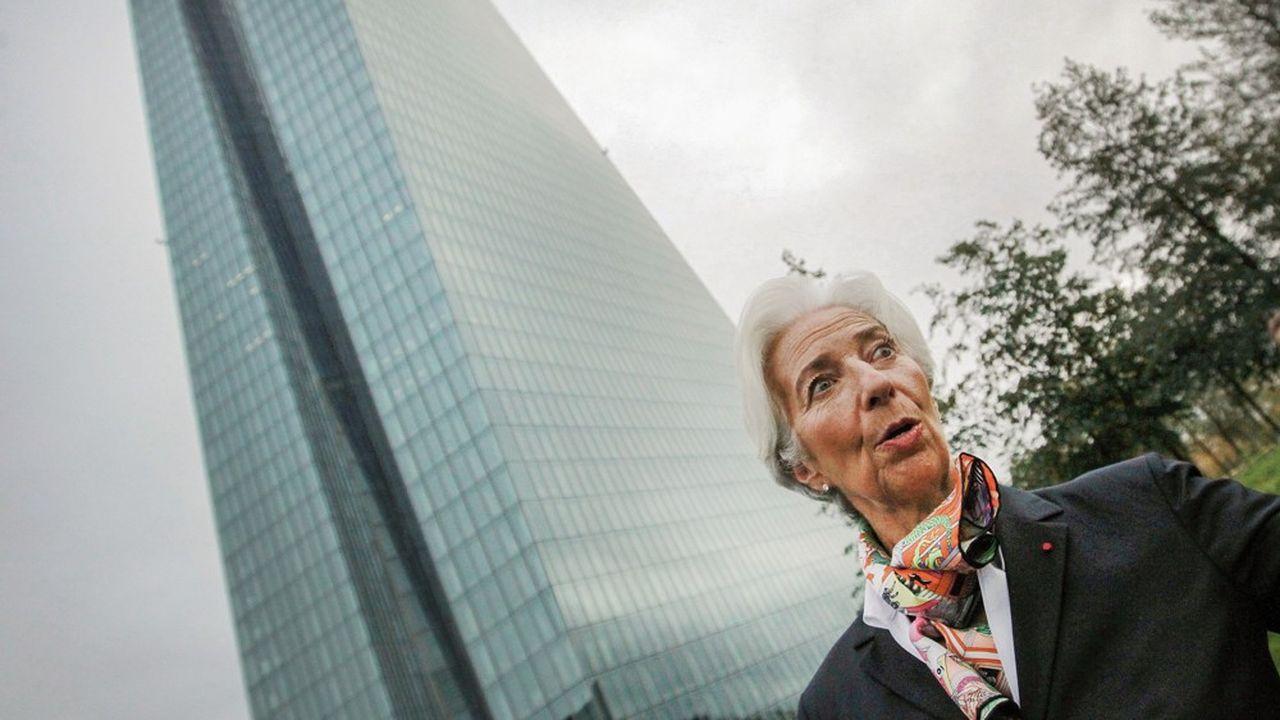 Les sept apprentissages de Christine Lagarde