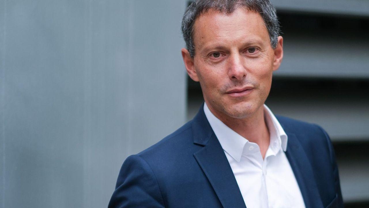 Marc-Olivier Fogiel est le directeur général de BFMTV.