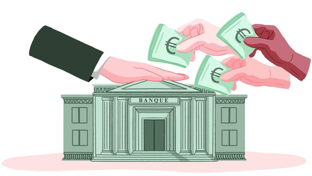 Les banques prêtent bien sûr toujours bon marché, mais dans le même temps elles cherchent, tout comme les assureurs, à sevrer les épargnants.