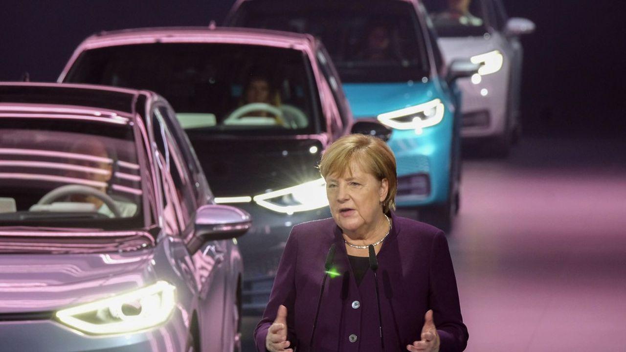 Voiture électrique : le « plan magistral » de l'Allemagne pour les bornes de recharge