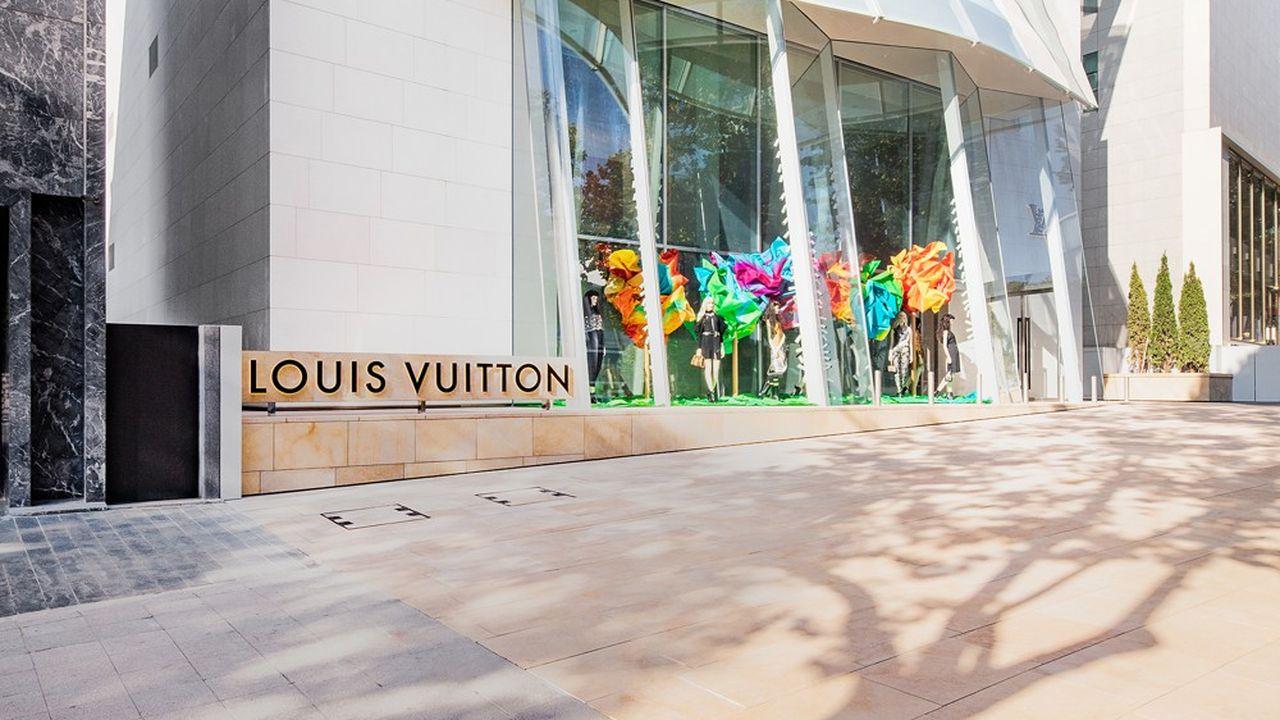«A terme, nous pourrions avoir une douzaine de «Maisons», estime Michael Burke, le PDG de Louis Vuitton, qui a en ligne de mire les grandes capitales du monde.