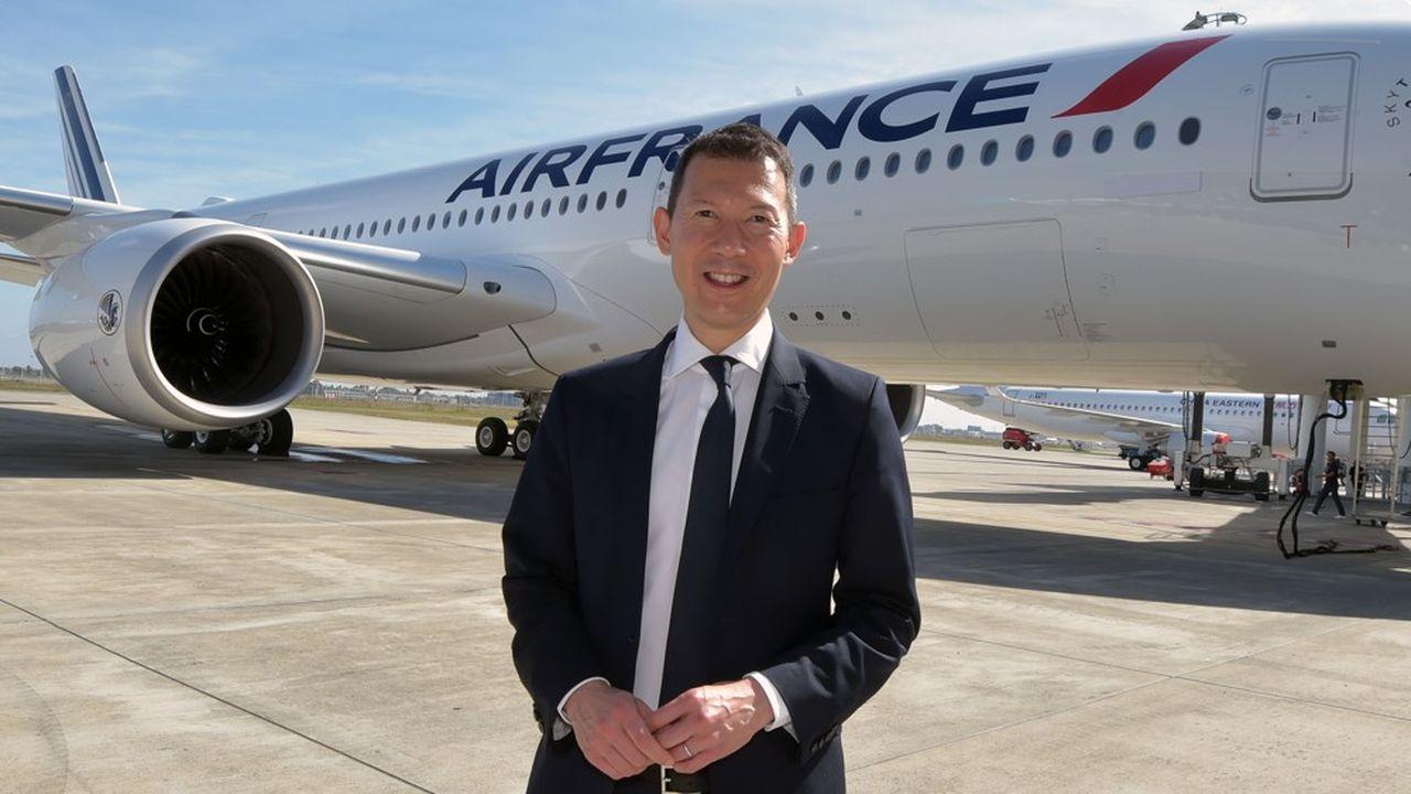 Comment Air France-KLM espère revenir dans le peloton des meilleurs mondiaux