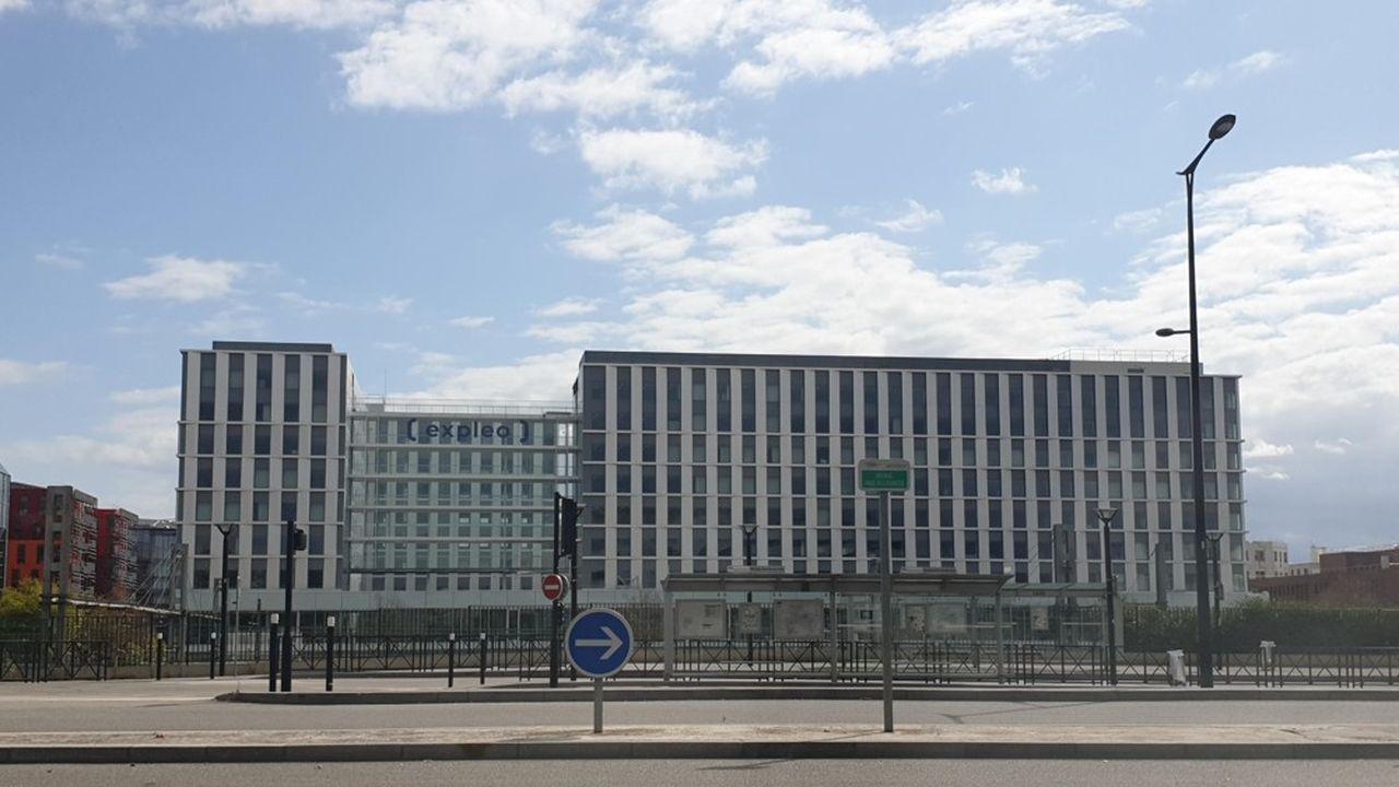 Expleo, le spécialiste du service en ingénierie et en «recherche et développement» s'est implanté dans un nouveau bâtiment à Saint-Quentin-en-Yvelines.