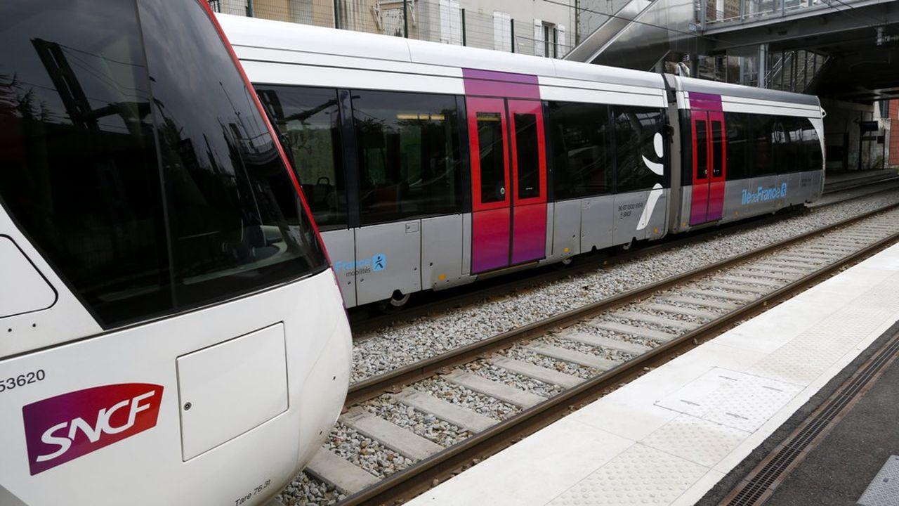La nouvelle ligne va permettre de diviser par deux le temps de trajet des voyageurs.