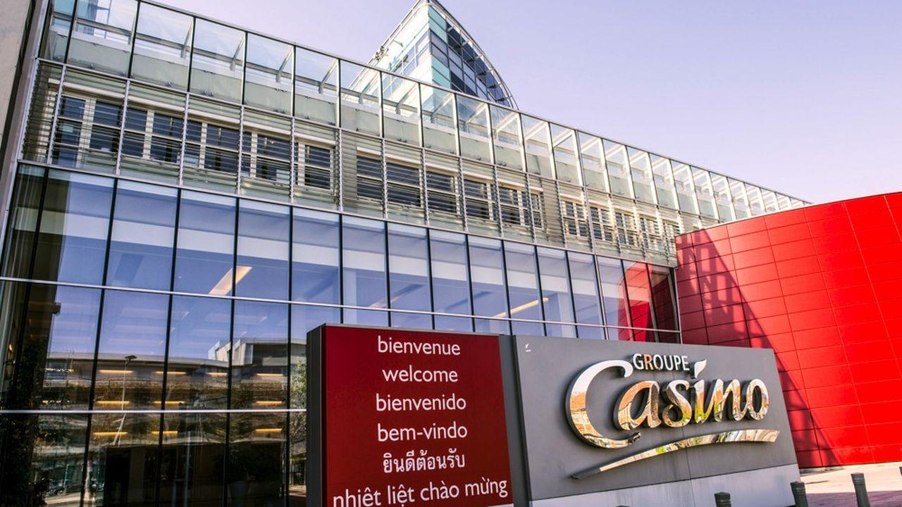 Siège social du groupe Casino.