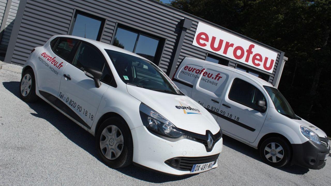 Dans la foulée du test parisien, Eurofeu équipera de Renault Zoe ses agences installées dans les grandes agglomérations.