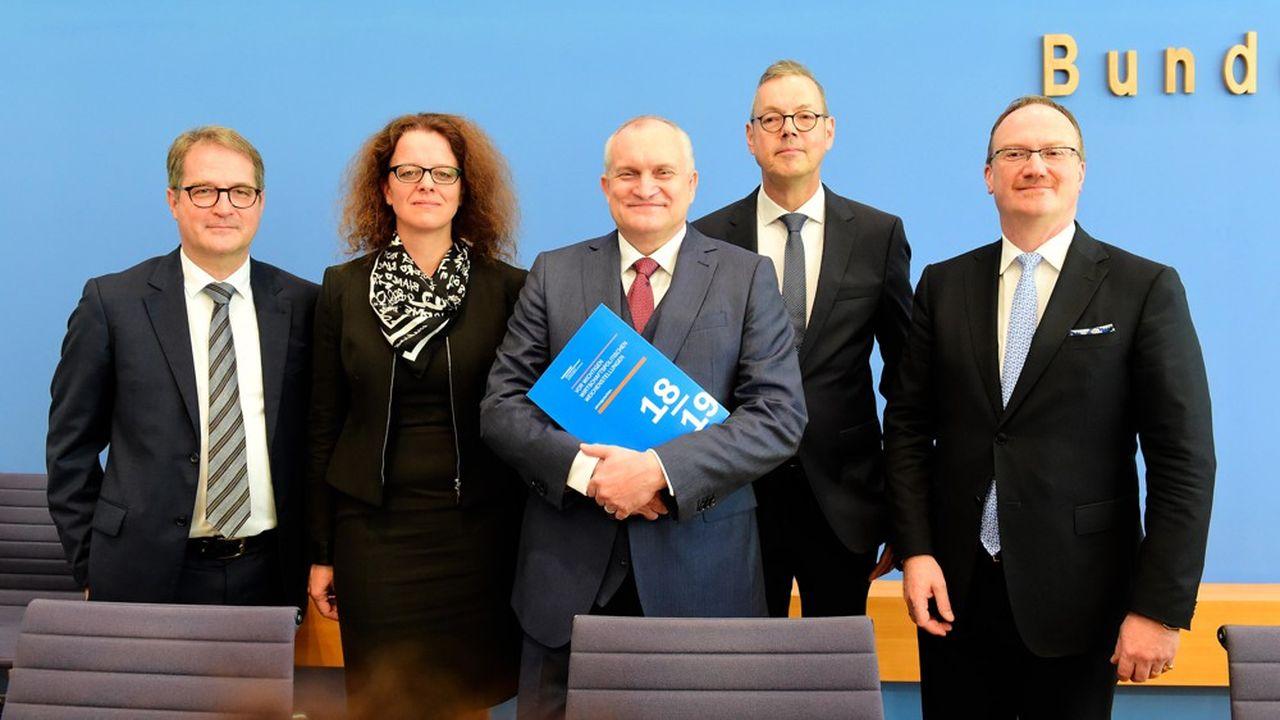 Le réputé Conseil des Sages allemand estime que l'orthodoxie budgétaire nationale pourrait être assouplie.