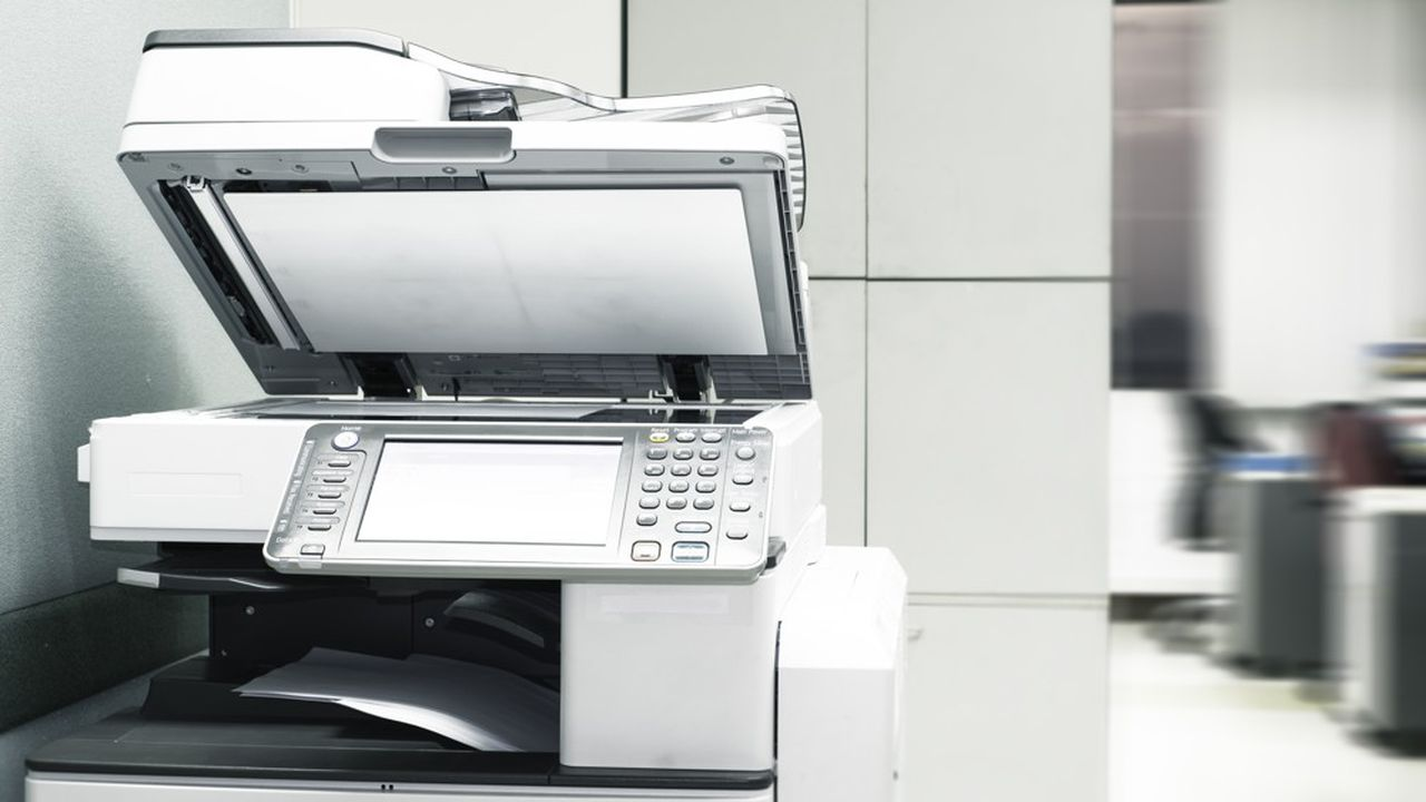 Les particuliers comme les employés impriment de moins en moins.