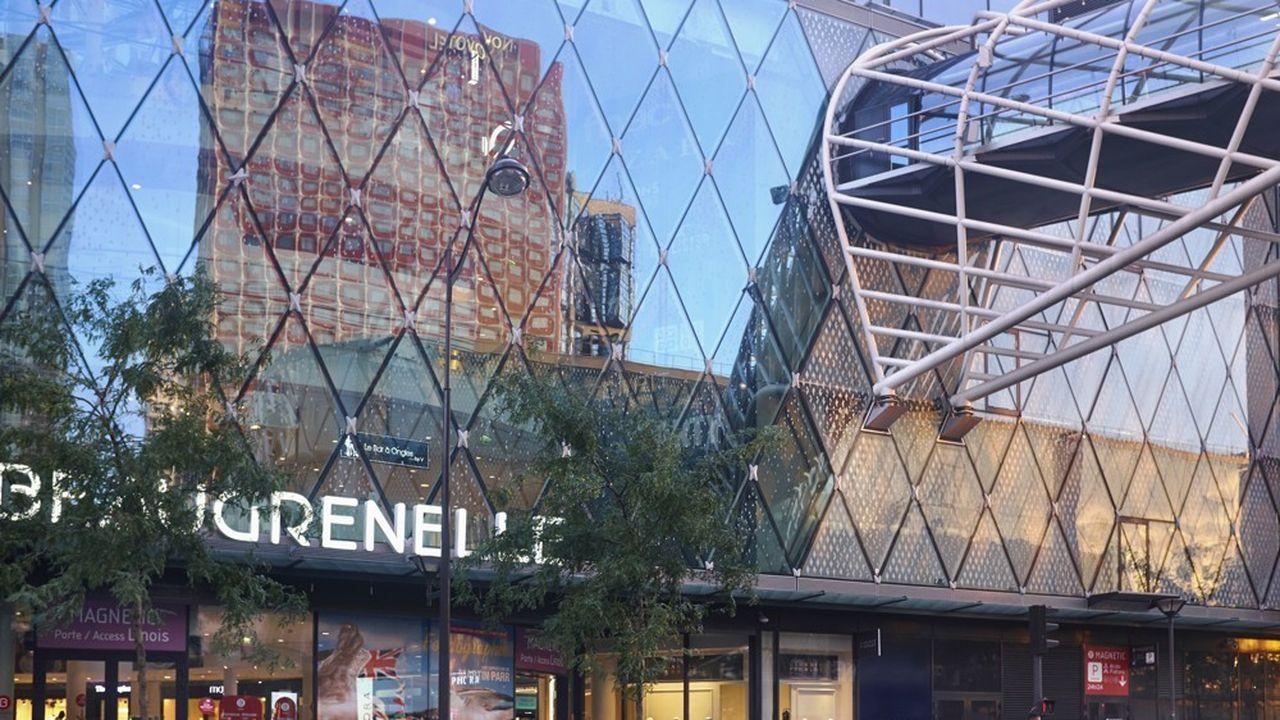 Les Galeries Lafayette remplacent Marks & Spencer au sein du centre commercial Beaugrenelle, dans le 15e arrondissement de Paris