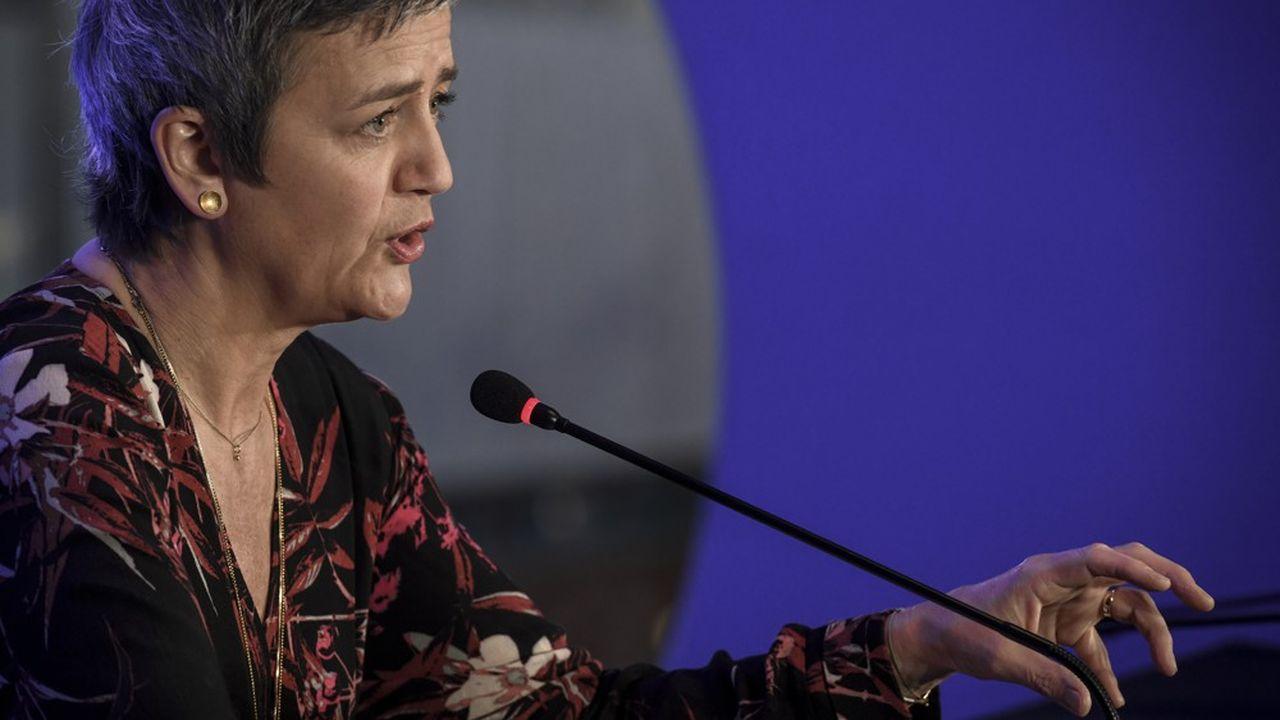 Margrethe Vestager, la commissaire européenne à la Concurrence, a clôturé jeudi 7novembre le Web Summit de Lisbonne, donnant une tonalité encore plus politique à l'évènement.