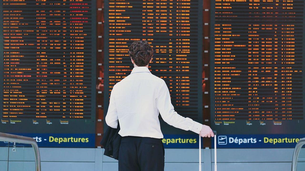 Les aéroports français doivent faire face à la concurrence croissante des aéroports espagnols et italiens.