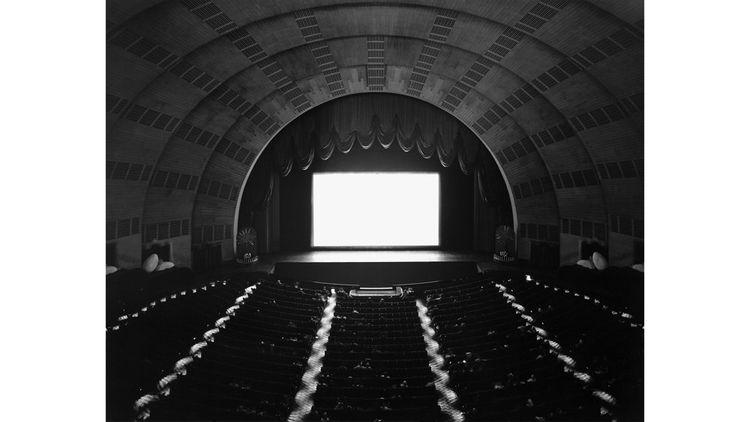 Hiroshi Sugimoto, Radio City Music Hall, New York, 1978,