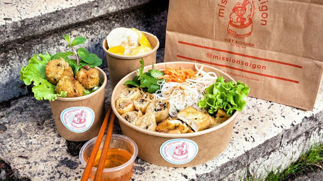 Les enseignes créées par Taster sont des restaurants virtuels.