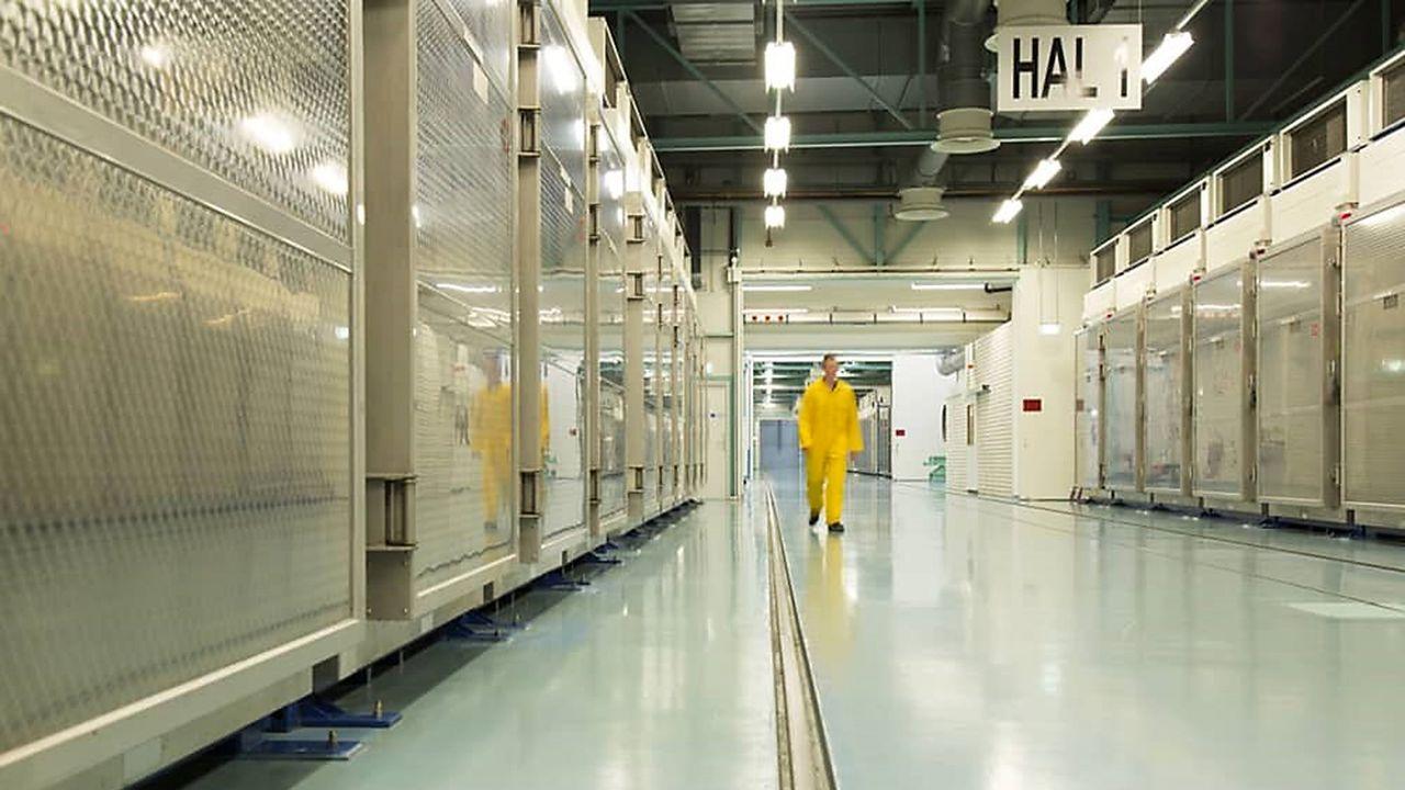 Téhéran a repris jeudi ses activités d'enrichissement à l'usine souterraine de Fordo, longtemps tenue secrète.