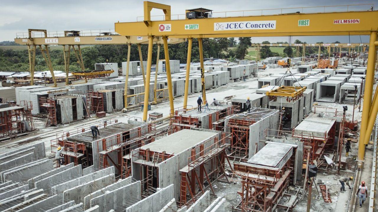 La construction modulaire va établir un record mondial de hauteur en Europe