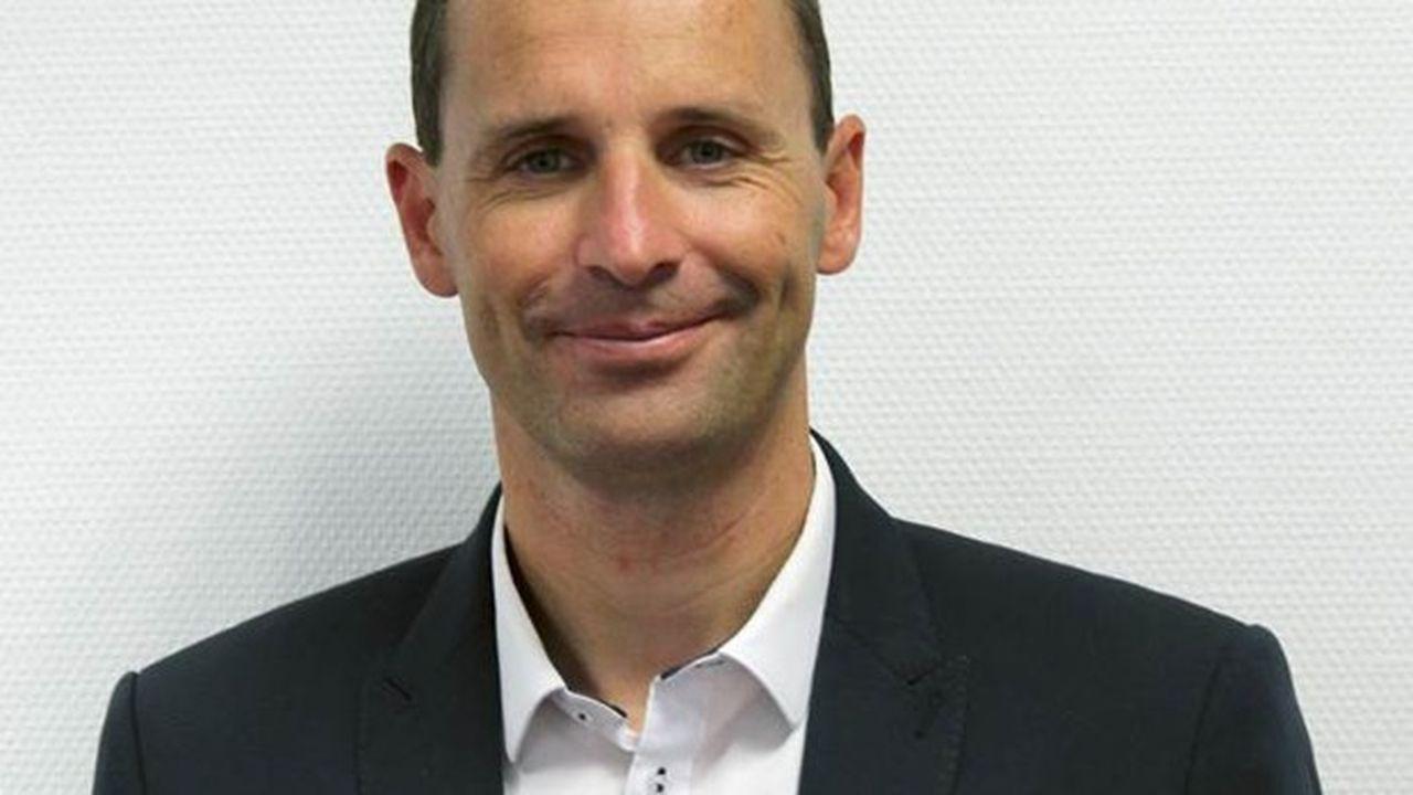 Matthieu Mallédant, président fondateur de Hoppen, anciennement Télécom Santé.