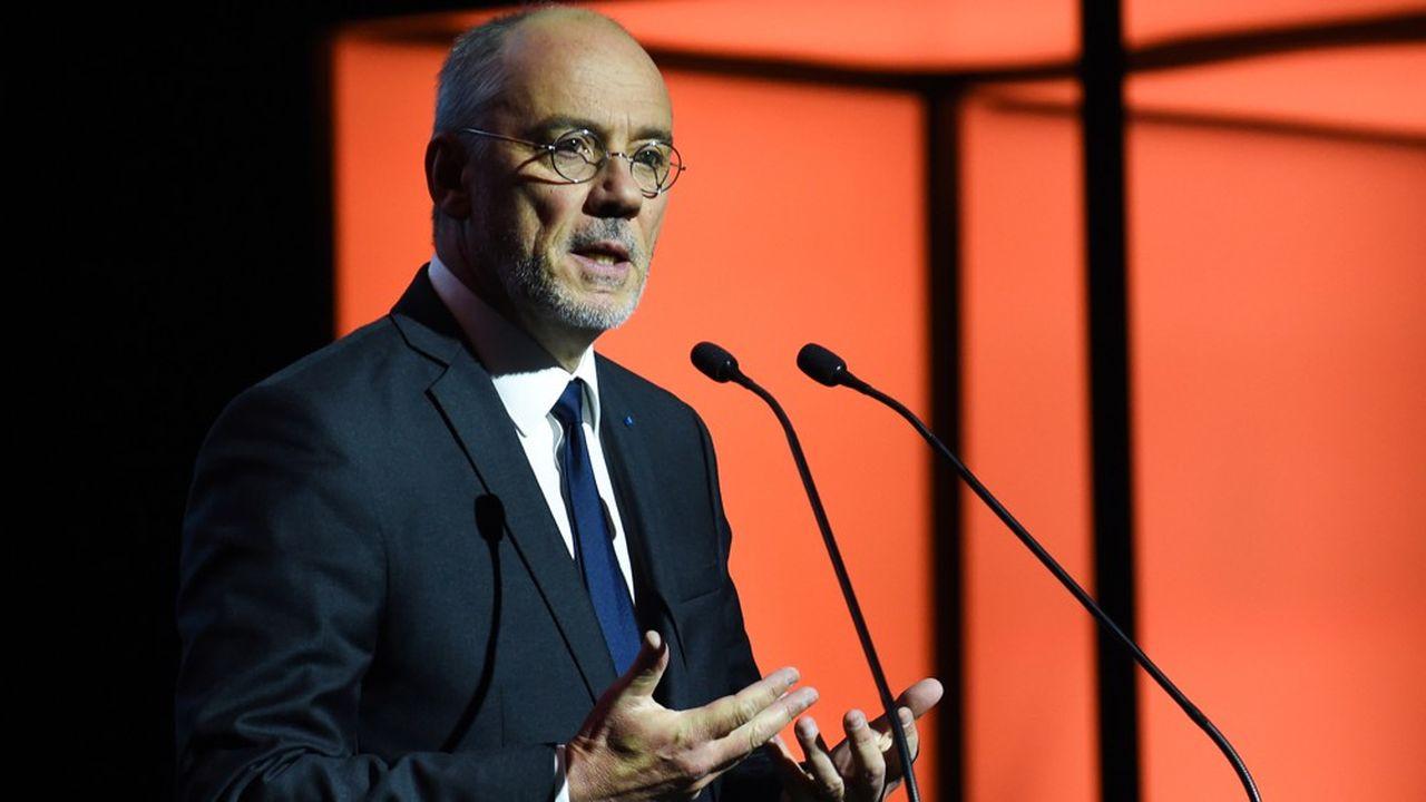 Le nouvel objet social du groupe Orange présidé par Stéphane Richard sera dévoilé début décembre et soumis au vote des actionnaires en mai.