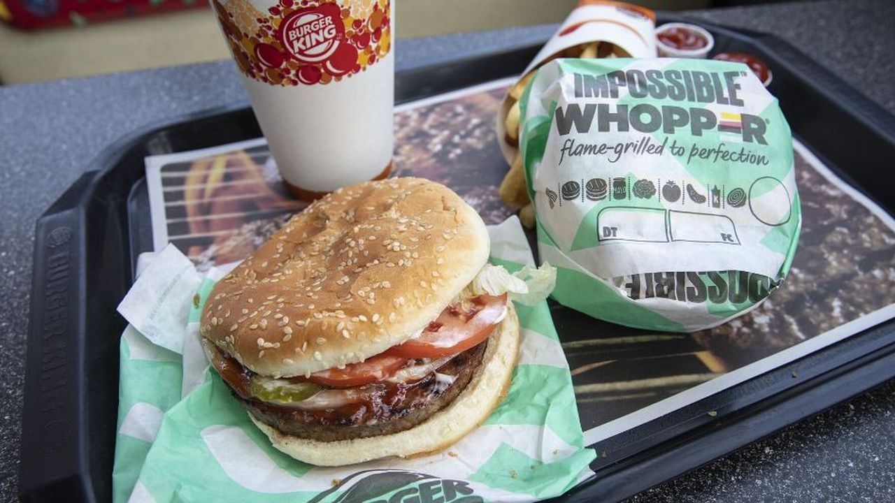 Burger King Lance Son Burger Vegetal A L Assaut De L Europe