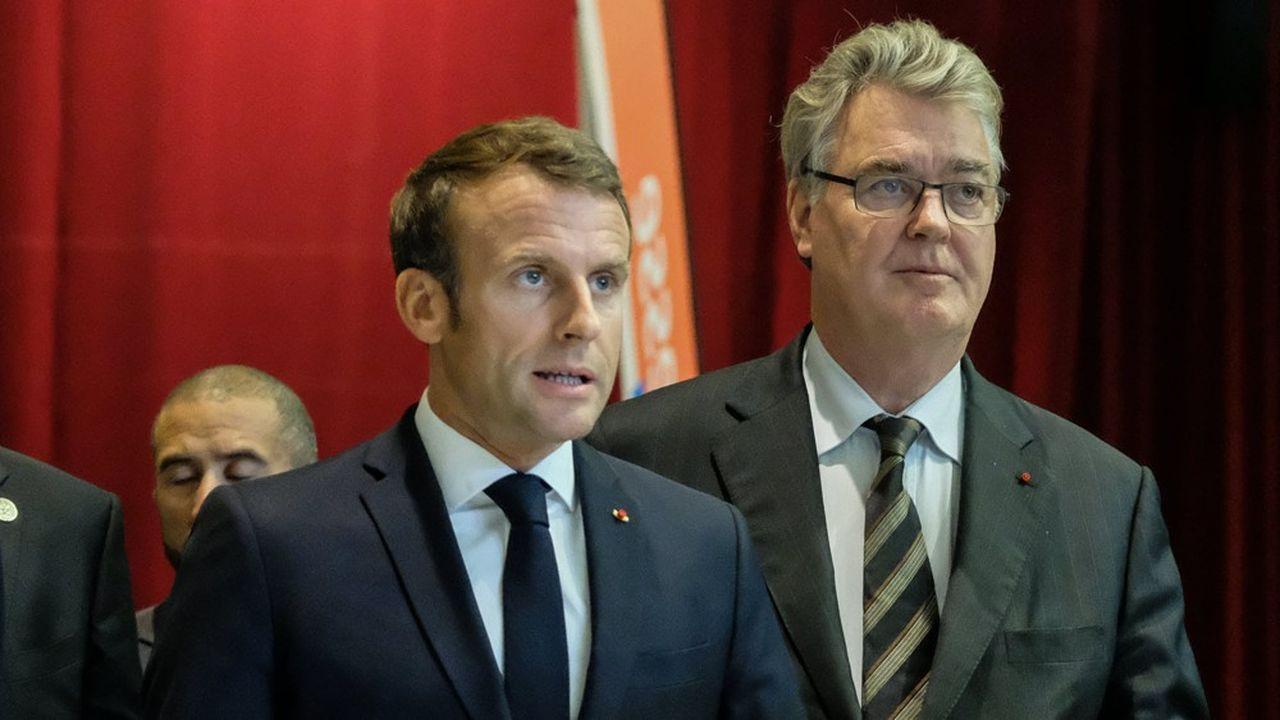 En se prononçant contre la clause dite «du grand-père», Jean-Paul Delevoye, haut-commissaire aux Retraites, a mis en exergue les dissensions au sommet de l'exécutif sur la réforme des retraites.