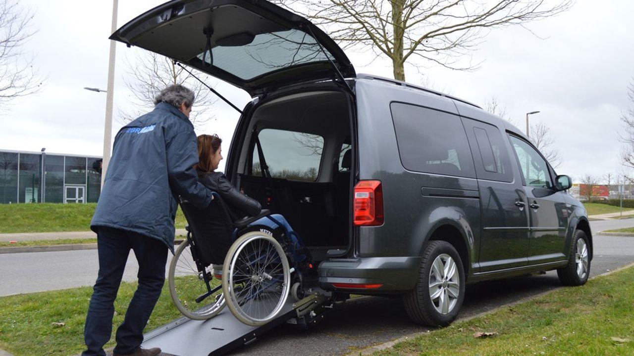 Tous les véhicules MyMobility en charge du transport des enfants sont géolocalisables en temps réel.