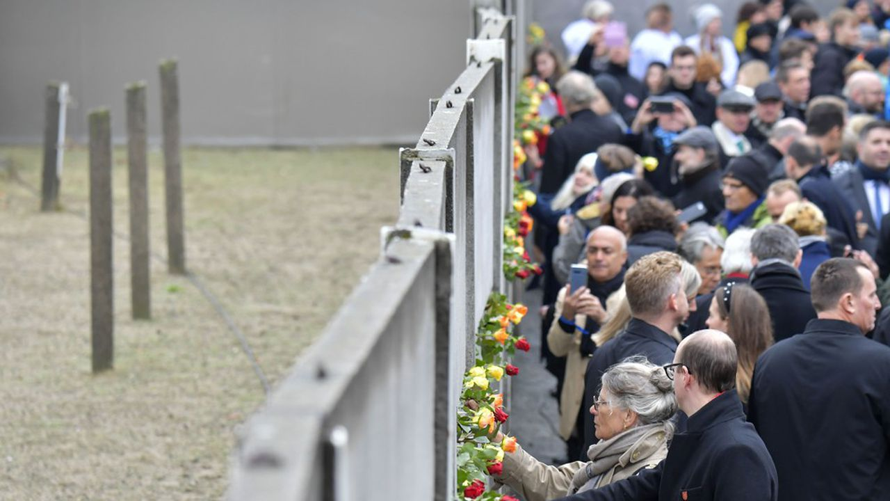 Berlin célébrait ce 9novembre le trentième anniversaire de la chute du mur.