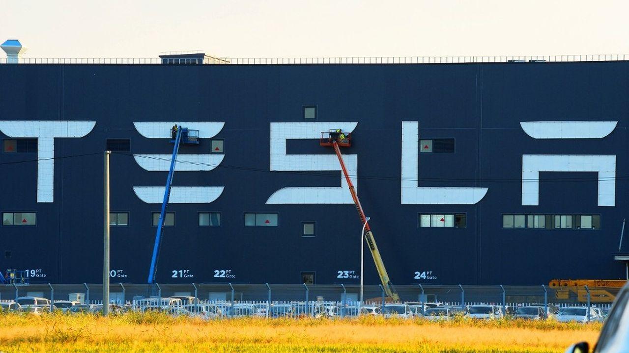 Gigafactory 4 de Tesla : ce sera en Allemagne, autour de Berlin