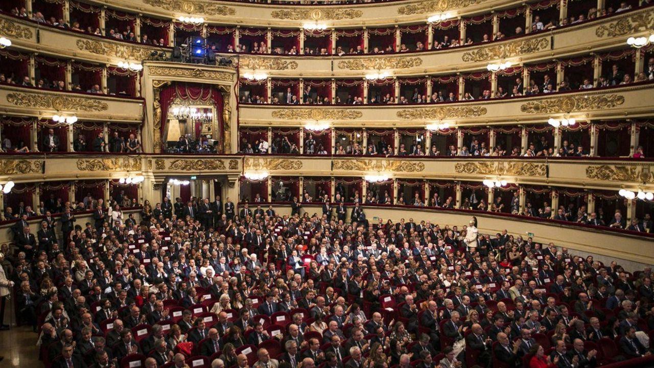Les spectateurs qui assisteront le 7décembre à la «Tosca», dirigée par Riccardo Chailly, participeront à la représentation la plus écologique qui ait jamais été donnée à la Scala.