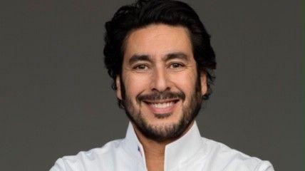 Grégory Cohen, propriétaire de deux restaurants Mom'art dans des hôtels à Paris.