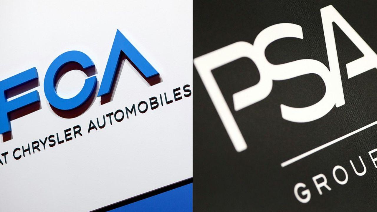 Le projet de fusion entre PSA et Fiat Chrysler est révélateur de l'état du secteur automobile au niveau mondial.