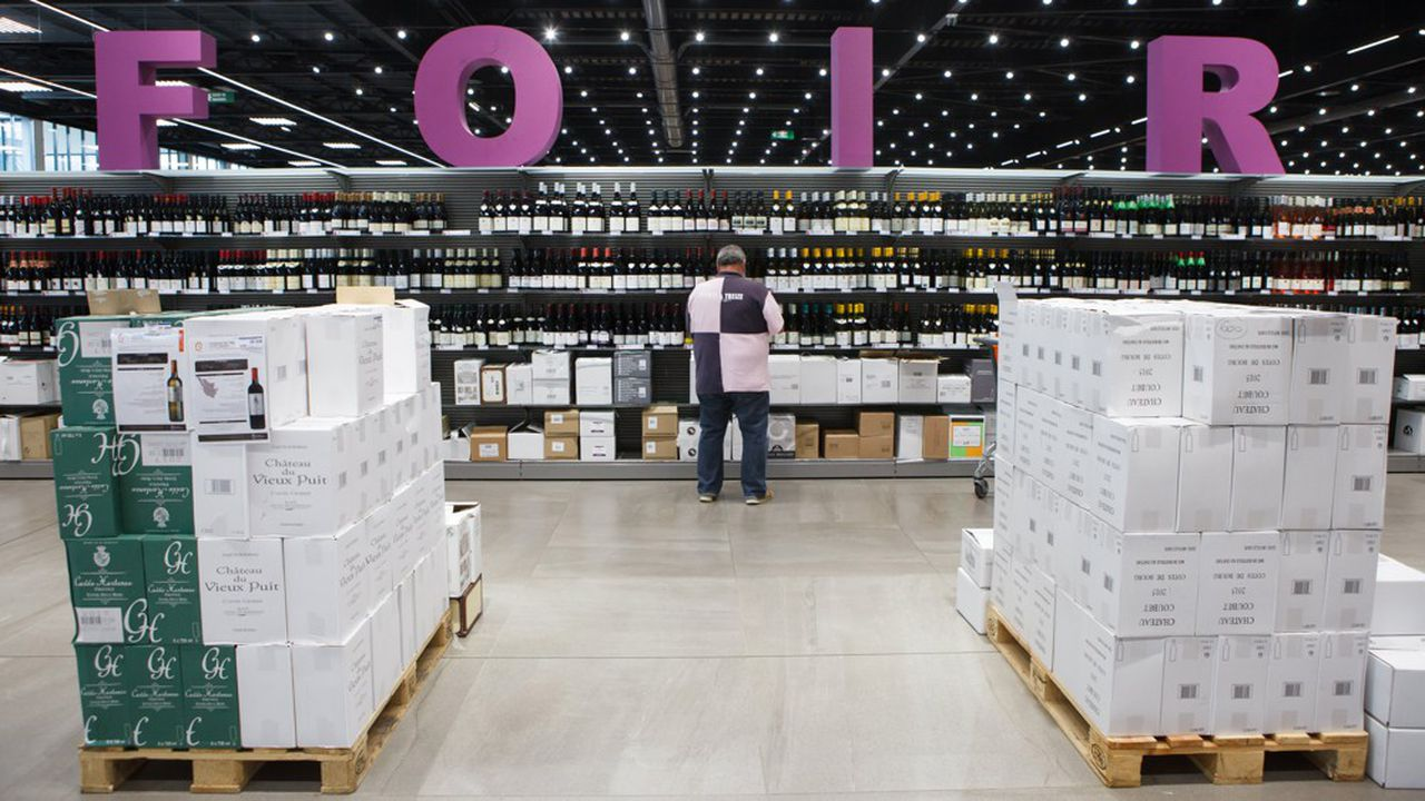 Selon Nielsen, les ventes de vins ont baissé de 10% lors des foires aux vins 2019 organisées dans les supers et hypermarchés.
