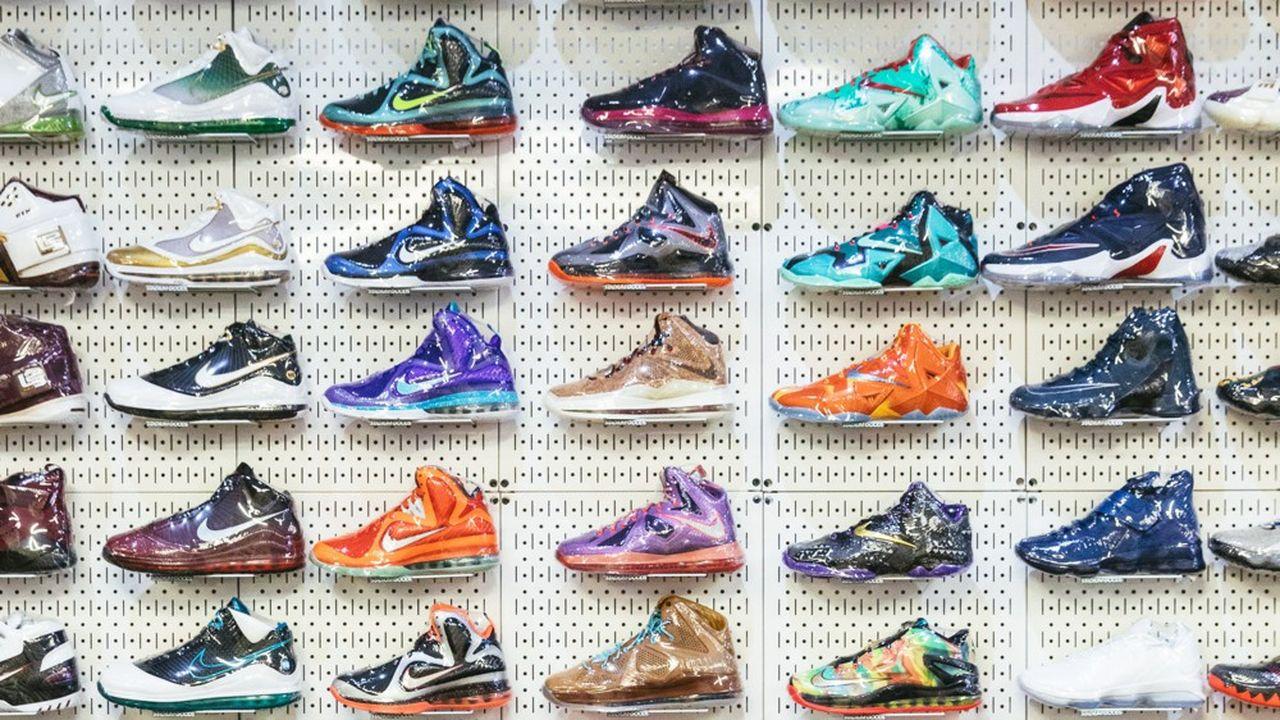 Nike décide de retirer ses produits d'Amazon